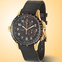 Hamilton Khaki Aviation E.T.O. Chronograph Gold-tone Men's...