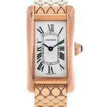 Cartier Watch Tank Americaine W2620031