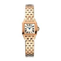 Cartier Santos Demoiselle  Ladies Watch Ref W25077X9
