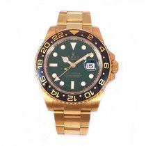 Ρολεξ (Rolex) GMT Master II 'Green Dial' Y/Gold...