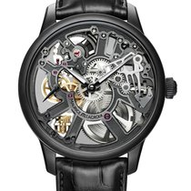 Maurice Lacroix Masterpiece Squelette Skeleton Barcellona