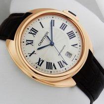 Cartier Cle De Cartier Automatic WGCL0004 18k Rose Gold...
