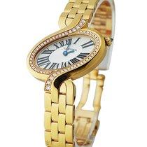 Cartier WG800003 Delices de Cartier in Rose Gold with Diamond...