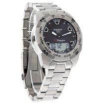 Tissot T-Touch Expert Mens Titanium Watch T013.420.44.201.00