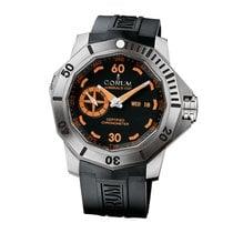 Corum Admiral's Cup Seafender 48 Deep Dive