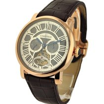 Cartier Rotonde De Cartier Single Push Piece Tourbillon