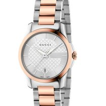 Gucci G-Timeless Small ROSE GOLD/ORO ROSA YA126528 T