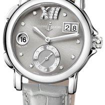 Ulysse Nardin GMT Big Date Grey Dial Stainless Steel Grey...