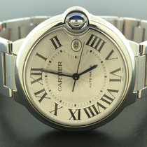Cartier Ballon Bleu Large 42mm Automatic in Steel