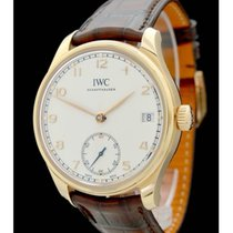 IWC Portugieser Ref.: iw510204 - 8 Tage - Rotgold - 43mm -...