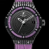 Hublot [NEW]Big Bang Tutti Frutti Purple Caviar 346.CD.1800.LR...