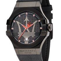 Maserati R8851108010 - POTENZA - ONLY TIME - MEN - 52 mm