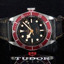 Tudor Heritage Black Bay Red 41mm Stahl Automatik aus Nov 2012