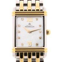 Michel Herbelin Classic Bicolor MoP Diamonds