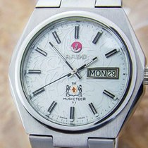 Rado Musketeer Vi Circa 1970s Automatic Swiss Made Mens...