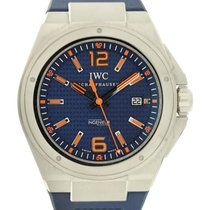 IWC Ingenieur Mission Earth Plastiki