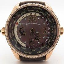 Girard Perregaux Ww.tc Mop Diamond Dial & Bezel 49860  W/...