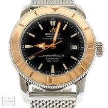 Breitling Uhr Superocean Heritage Edelstahl Automatik Ref. U17321