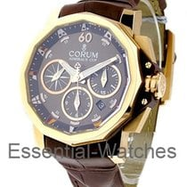 Corum 60723.201205 Admirals Cup Challenge 44mm in Rose Gold -...