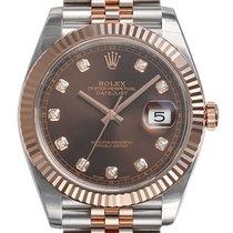 Rolex Datejust Ii 126331 Steel & Pink Gold Jubilee...