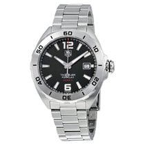TAG Heuer Formula 1 Automatic Black Dial Mens Watch WAZ2113BA0875