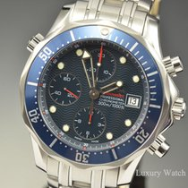 Omega Seamaster Professional Chronograph 41.5MM Blue Wave 2225.80