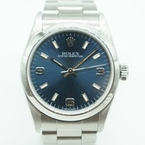 Rolex Oyster Perpetual 31 Blue Dial Index