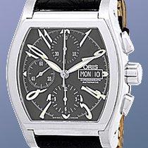 "Oris ""Torino"" Chronograph Strapwatch."