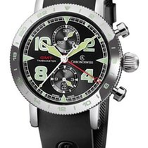 Chronoswiss TIMEMASTER GMT - 100 % NEW - FREE SHIPPING