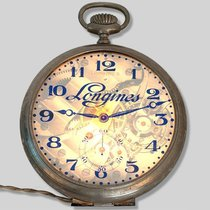 "Longines Rare Backlit ""Longines"", Advertising Watch Display"