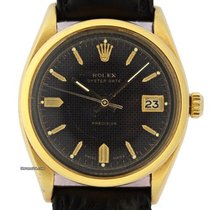 Rolex precision date honey comb