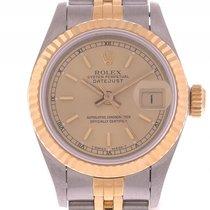 Rolex Datejust Lady Stahl Gelbgold Automatik Jubilé Armband...