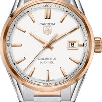 TAG Heuer Carrera cal. 5 steel/rose gold