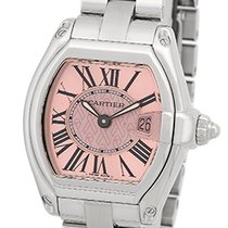 "Cartier ""Roadster"" Breast Cancer Limited Edition."
