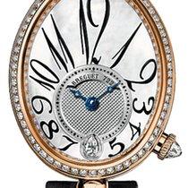 Breguet [NEW] Reine de Naples Mother of Pearl Dial 18KT Rose Gold