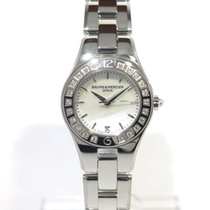 Baume & Mercier M0A10078 Mother of Pearl dial Full set...
