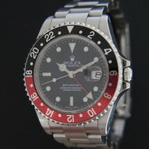 Rolex Oyster Perpertual Date GMT Master II
