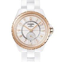 Chanel J12 365 White