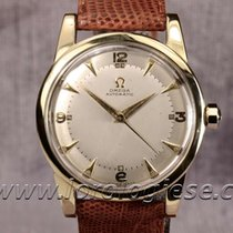 Omega 18kt. Gold Automatic Classic Vintage 1950 Watch Ref....