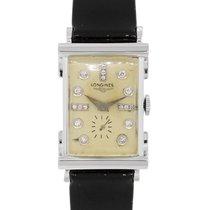 Longines Gold Diamond Dial  Watch