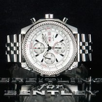 Breitling For Bentley GT Special Edition Chronograph aus 12/2006