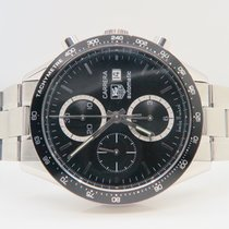 TAG Heuer Carrera Calibre 16 Chronograph Ref. CV2010 (Box&...