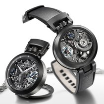 Bovet Ottanta Big Date Tourbillon