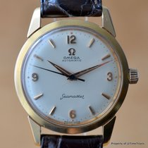 Omega SEAMASTER Ref. 14704-5 18K PINK GOLD Cal 591 AUTOMATIC...