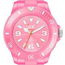 Ice Watch Classic Big Solid Polyamide Mens Pink Fashion Watch...