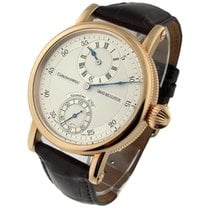 Chronoswiss CH6721R Grand Regulateur - Rose Gold on Strap with...