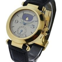 Cartier pasha_18kt_moonphase Pasha with Moon Phase and Date -...