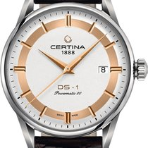 Certina DS 1 Powermatic 80 - Himalaya Special Edition C029.807...