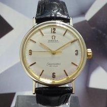 Omega Automatic Seamaster De Ville 24 Jewels Wristwatch