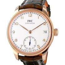 IWC Portugaise mécanique 8 jours